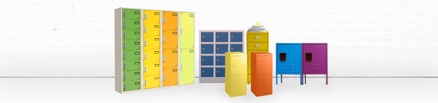 One Door Steel Locker_Utop steel furniture
